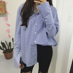 Moon City - Bell Sleeve Shirt