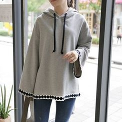 CLICK - Cotton Hooded Pullover