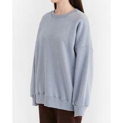 Someday, if - Brushed-Fleece Lined Sweatshirt