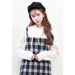 Dalkong - Polar-Fleece Hood Pullover