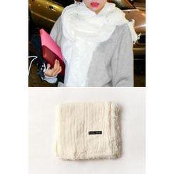 IMvely - 流蘇圍巾