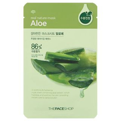 The Face Shop - Real Nature Aloe Mask Sheet