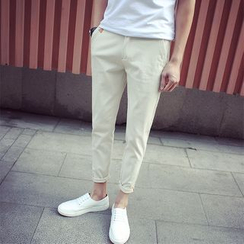 SICRIT - Cropped Tapered Pants