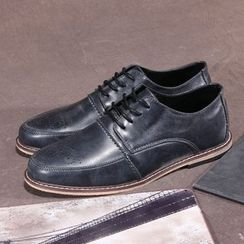 Armsal - Perforated Oxfords