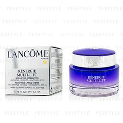 Lancome 兰蔲 - Renergie Multi-Lift Redefining Lifting Cream SPF15 (For All Skin Types)