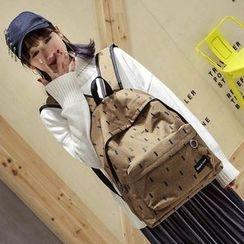Youme - Printed Backpack