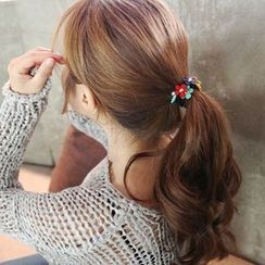 Aurabe - 花形髮圈