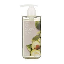 The Face Shop - Avocado Body Wash 300ml