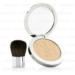 Christian Dior 迪奥 - Diorskin Nude Air Healthy Glow Invisible Powder (With Kabuki Brush) - # 020 Light Beige