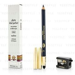Sisley - Phyto Khol Perfect Eyeliner (With Blender and Sharpener) (#05 Navy)