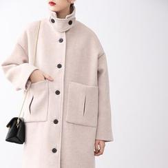 HORG - Woolen Long Coat