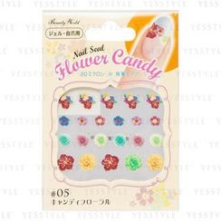 LUCKY TRENDY - Flower Candy Nail Seal (#05)