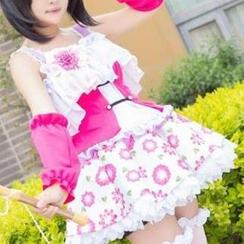 Coshome - LoveLive! Nico Yazawa Cosplay Costume