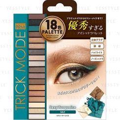 LUCKY TRENDY - 彩色眼影调色板第2弹 (粉蓝冷色系) #ESP982