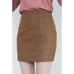 migunstyle - Colored Pencil Skirt