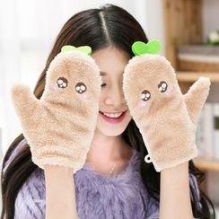 Montebello - Cartoon Furry Gloves