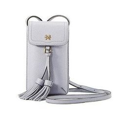 Emini House - Genuine Leather Crossbody Bag