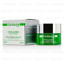 Ella Bache - Spirulines Intensif Rides Creme Legere Green-Lift Intensive Wrinkle Smoothing Light Cream