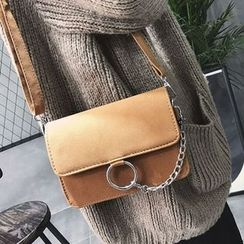 Youshine - Chain Detail Shoulder Bag