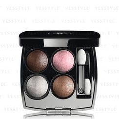 Chanel - Les 4 Ombres Quadra Eye Shadow (#14 Mystic Eyes)