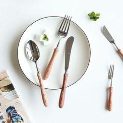 Kawa Simaya - Wooden Handle Cutlery