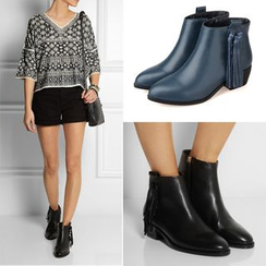 Romantina - Pointy Ankle Boots