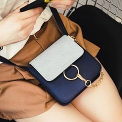 Pandabada - Flap Shoulder Bag