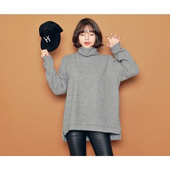 HOTPING - Turtleneck Sweater