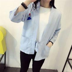 Parc - 3/4-Sleeve Kimono Jacket