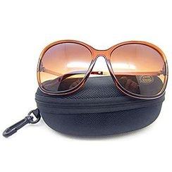 卿本佳人 - 太阳眼镜保护套