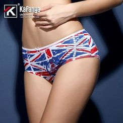 Kafanya - Union Jack Panties