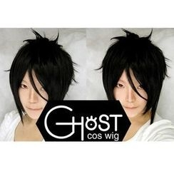 Ghost Cos Wigs - Cosplay Wig - Black Butler Sebastian Michaelis