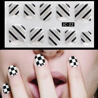 Clair Fashion - Nail Polish Sticker