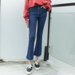 Racoon - Boot-Cut Jeans