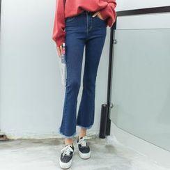 Racoon - 喇叭牛仔裤