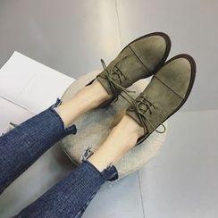 QQ Trend - 仿皮牛津鞋
