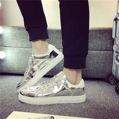 HANO - Metallic Sneakers