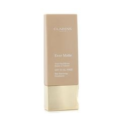 Clarins - Ever Matte Skin Balancing Oil Free Foundation SPF 15 - # 114 Cappuccino