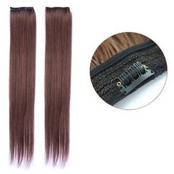 Goldilocks - Hair Extension - Straight (set of 2)