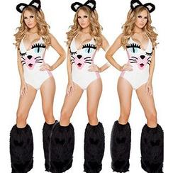 Cosgirl - Cat Lingerie Costume