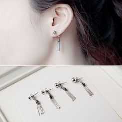 MOMENT OF LOVE - Tassel Earrings