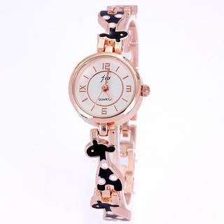 Miss Girl - Giraffe Bracelet Watch