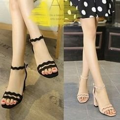 Mancienne - High Heel Sandals
