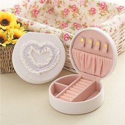Cottoncraft - Heart Jewelry Box