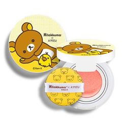 A'PIEU - Air-Fit Cushion Blusher (Rilakkuma Edition) (#CR01)