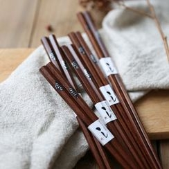 三木青禾 - 印花筷子