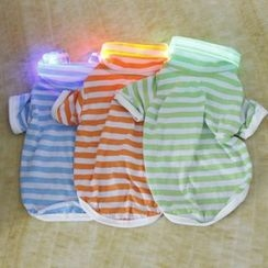 Hotaru - LED Striped Pet Clothing