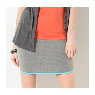YesStyle Z - Contrast Trim Pencil Skirt
