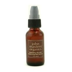 John Masters Organics - Bearberry Oily Skin Balancing Face Serum (For Oily/ Combination Skin)