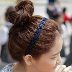 Miss Floral - Braided Hair Band
